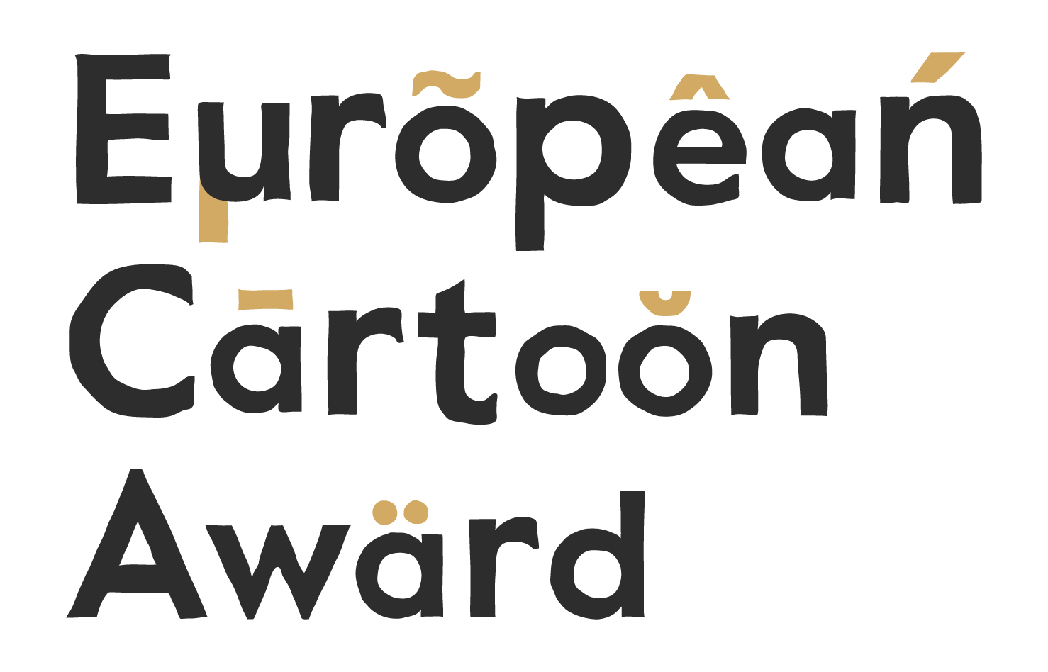 Press release: we proudly present the shortlist of the European Cartoon Award!