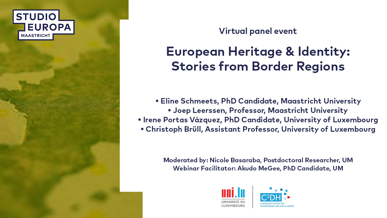 """European Heritage and Identity: Stories from Border Regions"""