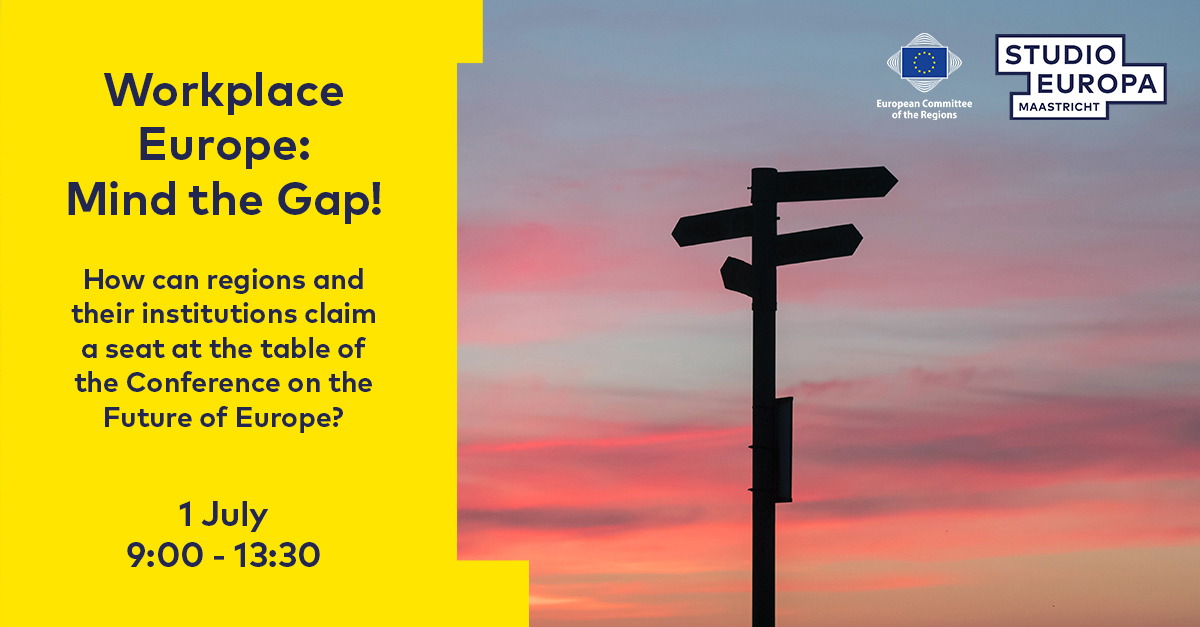 Workplace Europe Mind the gap!
